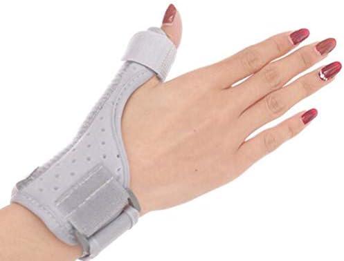 Supvox Daumenbandage Elastische Daumenschiene für Sport Arthritis Karpaltunnel Schmerz Rheumatoid