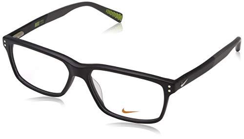 Eyeglasses NIKE 7239 001 MATTE BLACK-SILVER