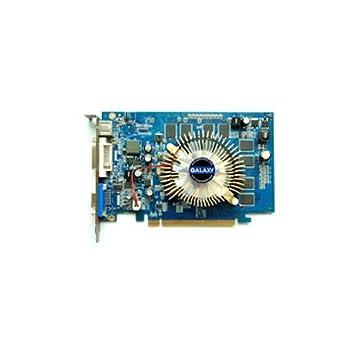 Galaxy 94GFE8HDFEXZ 512 MB DDR2 GeForce 9400GT PCI-Express ...