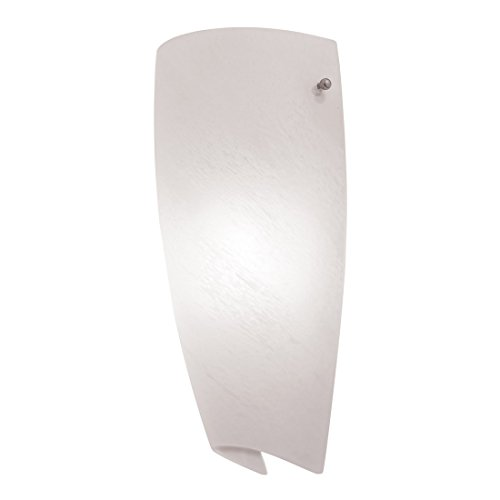 Daphne - 1-Light Wall Sconce - Alabaster Glass Shade ()