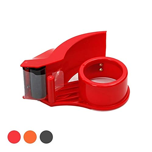 (UPIT 2-Inch Packing Tape Gun Dispenser Easy-Mount Handheld Industrial Tape Packaging Sealing Cutter 1P Random)