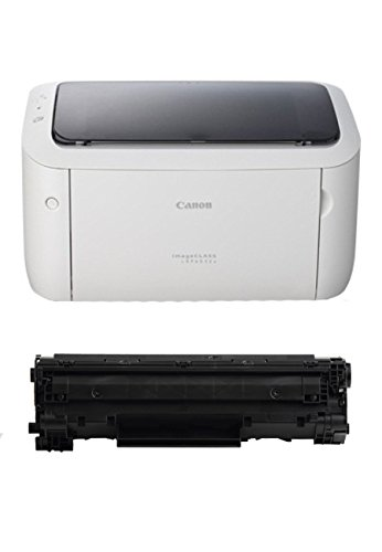 030W MICR Check Printing Package: 1 Canon ImageCLASS LBP6030W Printer and 1 RT 125 3484B001AA MICR Toner Cartridge (Printer Package)