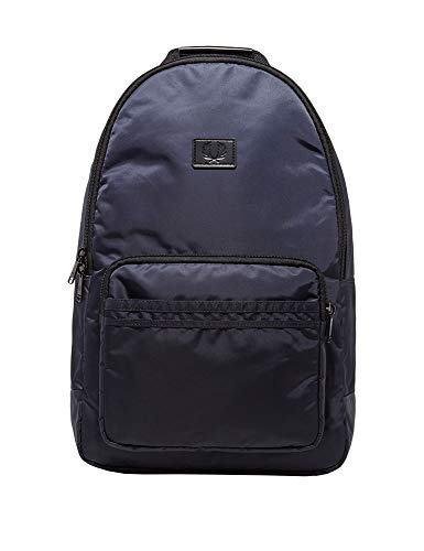 Fred Nylon Perry Backpack Navy Sports Men's 7r7BqUwEv