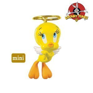 Hallmark 2010 What an Angel Tweety Miniature Ornament