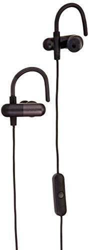 Bluetooth Headphones Sweatproof Earphones Microphone Black product image
