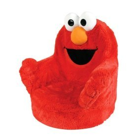 Elmo Says Spin Chair