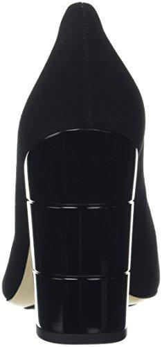 Högl 2- 10 9702 - Tacones Mujer Negro - Schwarz (0100)