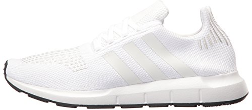 adidas Men's RUN WHITE/BLACK,11 US