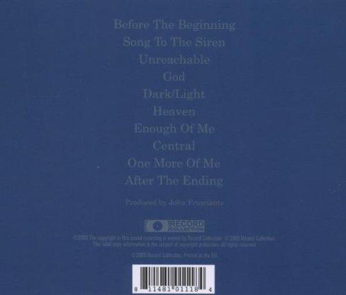 cd john frusciante the empyrean