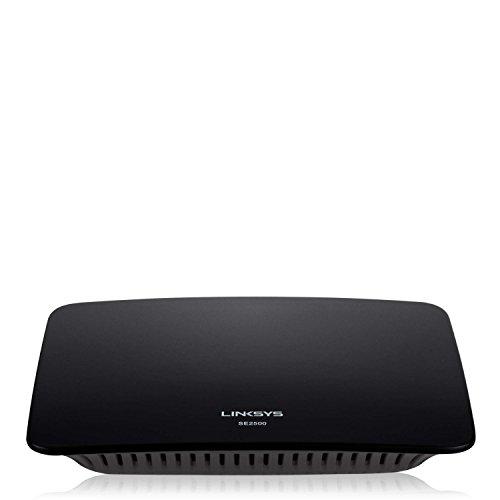 Cisco Linksys SE2500 Refurbished 5-Port Gigabit Ethernet Switch, Best Gadgets