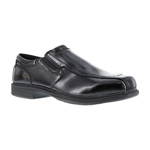 Toe Electrostatic Dissipating Slip - Florsheim Work Men's Coronis FS2005 Work Shoe, Black, 10 3E US