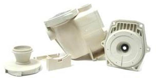 Pentair 075453 1 HP Fluid End Replacement WhisperFlo WFE-4 Pool and Spa Pump