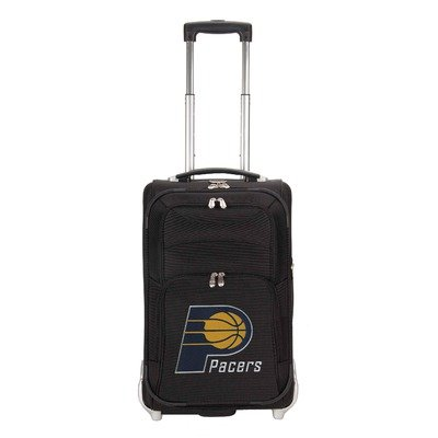 nba-indiana-pacers-denco-21-inch-carry-on-luggage-black