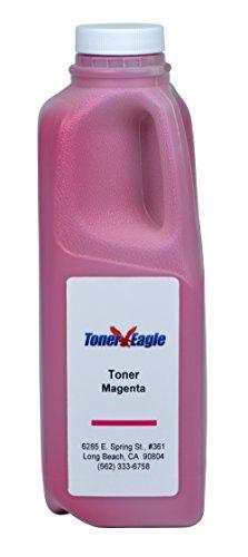 Toner Magenta C9400 (Okidata C9000 C9200 C9400 41515206 Magenta Toner Refill Kit. 320gr. 10K Pages. By Toner Eagle)