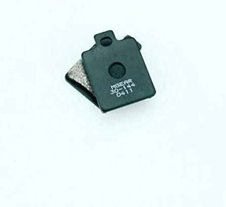 MetalGear Bremsbel/äge vorne L f/ür Piaggio Zip 50 4T DT 2007