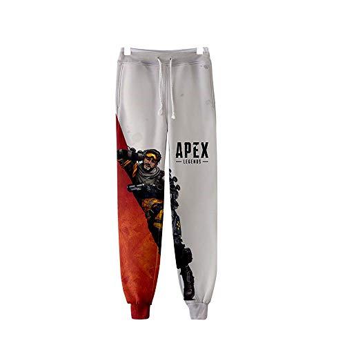 Pattern Mode Legends Confortable Jogging Couleur Imprimé Apex 2019 Casual Grande Survêtement Décontracté 3d De Pantalon Sarouel Taille Homme Sport 10 XSgxqw