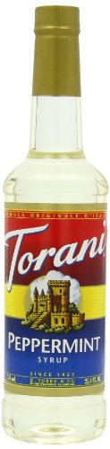 Torani Syrup, Peppermint, 25.4-Ounce Bottles (Pack of 3)