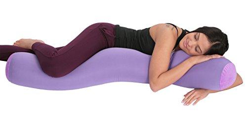 Deluxe Comfort Microbead Body Pillow (47