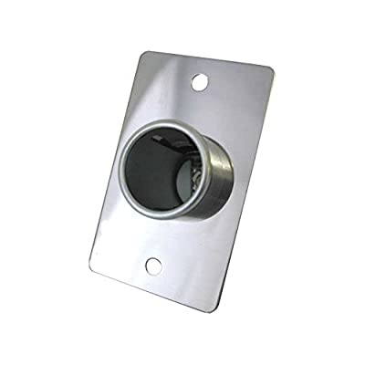 Prime Products (08-5015) Chrome Plated 12V Universal Utility Outlet: Automotive