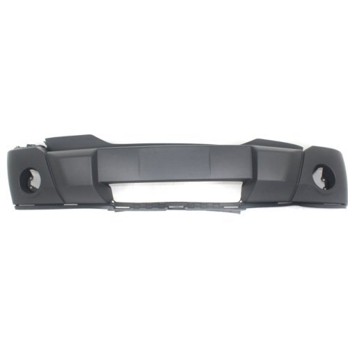 Front BUMPER COVER Textured for 2007-2009 Dodge Nitro (Nitro Dodge 2007 Bumper)