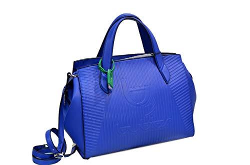 Ass Donna Bleu Sac Bandoulière Pour Femme Byblos Bleuet Pq60Fffw