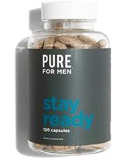 Pure for Men - The Original vegan renlighet fibertillägg, 120 kapslar - beprövad egenutvecklad formel