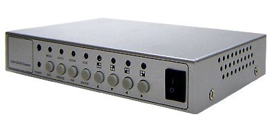 Dual-View PIP Video Processor from AllAboutAdapters
