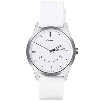 Smartwatch Inteligente Artificial Lenovo Watch 9 Bluetooth 5.0 Reloj Inteligente, 5AT a Prueba de Agua, podómetro de Apoyo/monitorización del ...