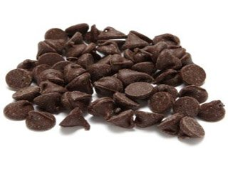SunSpire Grain Sweetened Dark Chocolate Chips, 25 lb box