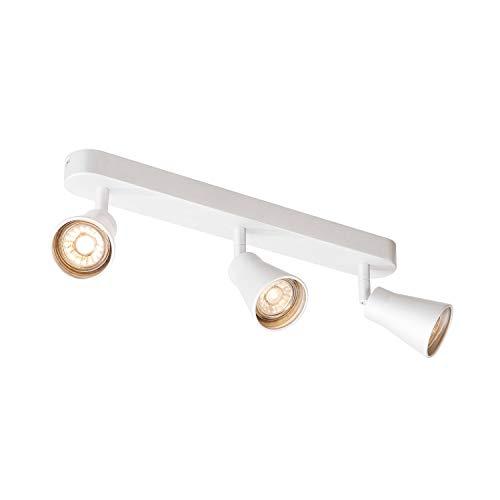 SLV Wand- en plafondopbouwlamp AVO CW Triple / plafond- en wandverlichting binnen, opbouwlamp, wandopbouwlamp…