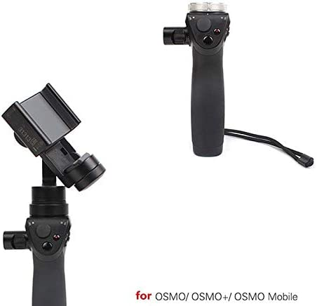 Noblik Osmo 1//4 Bracket Aluminum Interface Expansion Converter Camera Mountaineering Bracket Suitable for Osmo Osmo Mobile