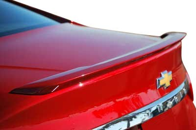 Chevrolet Impala Spoiler Painted in the Factory Paint Code of Your Choice 534 636R with 3M tape (Impala Spoiler)
