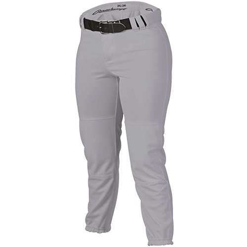 Rawlings Women's Premium Low Rise Belted Softball Pants