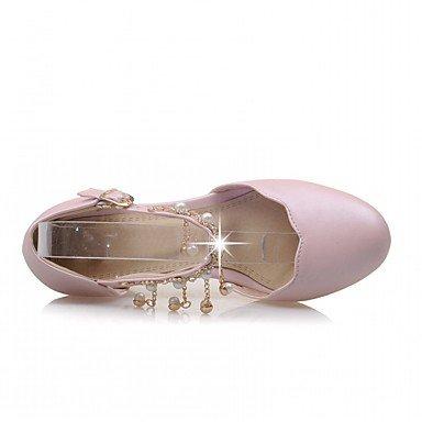 pwne Las Mujeres Sandalias De Verano Caen Club Zapatos Zapatos Formales Comfort Novedad Oficina Exterior De Piel Sintética Pu &Amp; Carrera Parte &Amp; Casual Vestido De Noche US2.5 / EU32 / UK1 / CN31