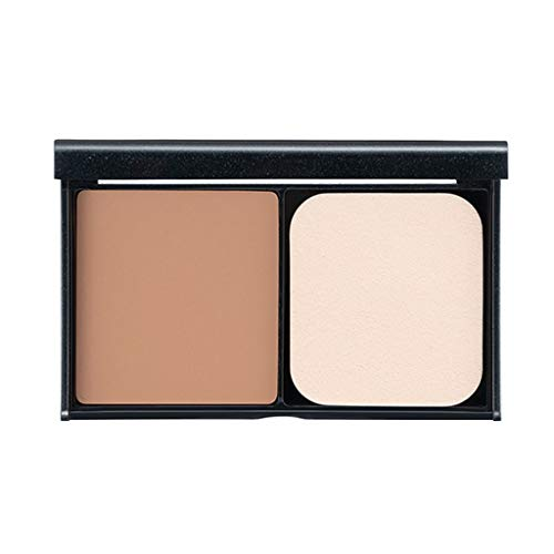 (Lljin Natural Face Powder Mineral Foundations Oil-control Brighten Concealer Whitening (E) )