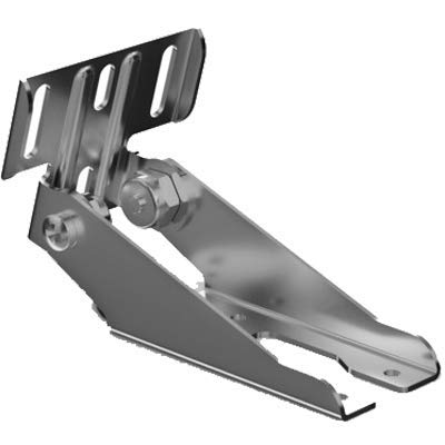 Garmin Marine Mounting Bracket - Garmin 0101278402 Transom Mount Bracket, for LVS32