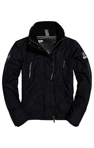 Polar Superdry black Yo3 Giacca Windattacker Uomo Nero Sportiva Steel  pdq1dwA 30c54f10928