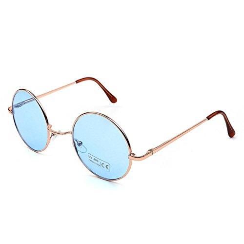 Soleil Lunettes Hommes Des Sports Et HCFKJ Des Femmes Carré De Autour E Rondes De Lunettes Vintage Glasse Soleil Lunettes qEwHHRg