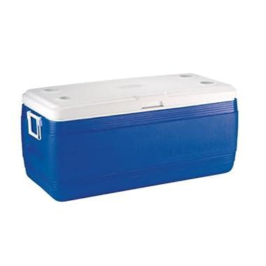 Coleman 150-Quart Cooler, Blue