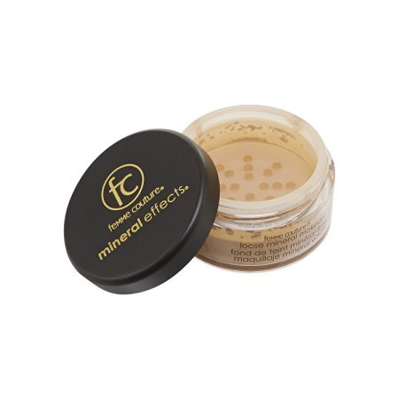 Femme Couture Sally Beauty Mineral Effects Loose Mineral Makeup Medium Beige -