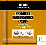 Premiere Performance Plus - We Live