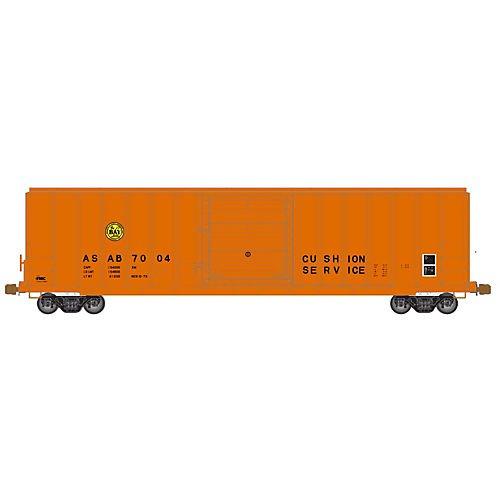 HO FMC 5077 Box, Atlantic & St. Andrews Bay #7004