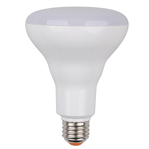 iDual BR30 E26 60-Watt Equivalent LED Smart Lightbulb, Works with iDual Remote (Sold Separately)