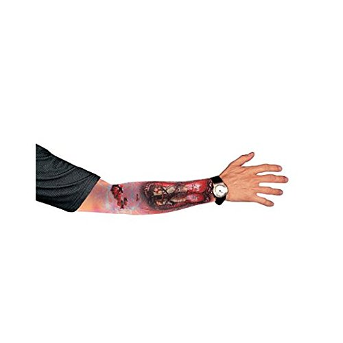 Gloves Costume Accessory Hand Accessories Halloween Gory Arm Sleeves