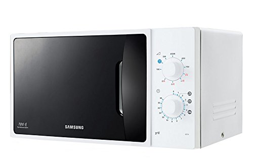 Samsung - GE71A Ge71A Microondas con grill, blanco: Amazon ...