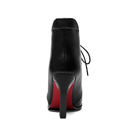 YL Women's Boots red red 8 red Size: 2 SHsieBJJ8