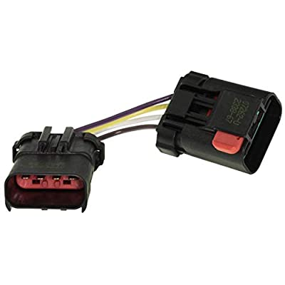 WVE by NTK 1P2041 Ignition Coil Connector: Automotive