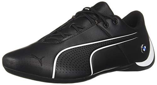 PUMA Men's BMW Future Cat Sneaker, Anthracite White, 10 M US