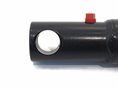 "The ROP Shop 1.5"" x 12"" Snow Plow Angle Angling Cylinder RAM for Fisher A3660 Snowplow Blade"
