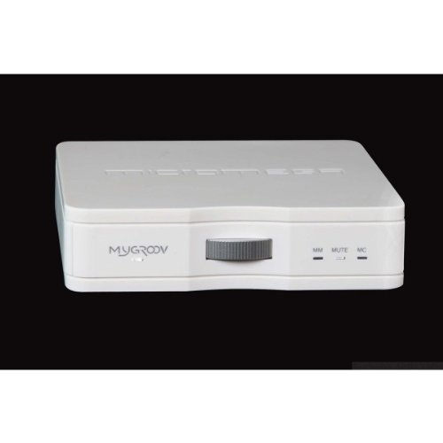 Micromega - MyGroov Audiophile MM/MC Phono Stage White by MICROMEGA